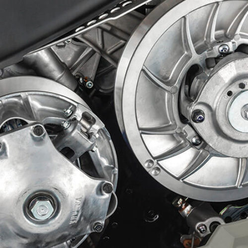Yamaha Sidewinder S-TX GT