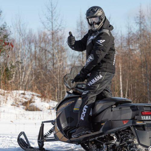 Yamaha Sidewinder M-TX SE 162